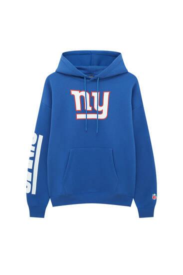 Sweat bleu NFL Giants