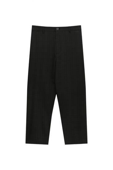 Basic-Tailoring-Hose im Loose-Fit