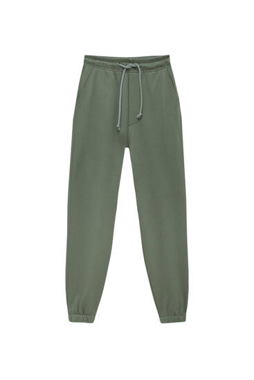 Basic flowing joggers
