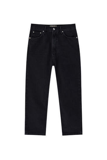 Basic relaxed fit jeans