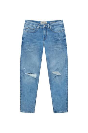 Jeans im Superskinny-Fit aus Premium-Material