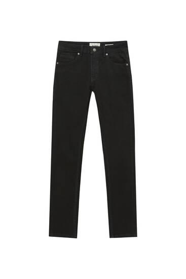 Basic coloured super skinny fit jeans