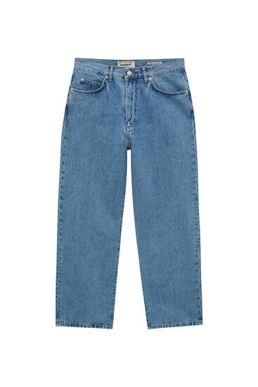 Basic baggy fit jeans