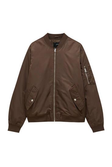 Basic prošivena bomber jakna