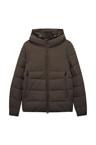 Basic STWD puffer jacket
