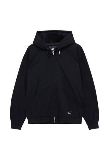 Premium-Hoodie mit Reißverschluss