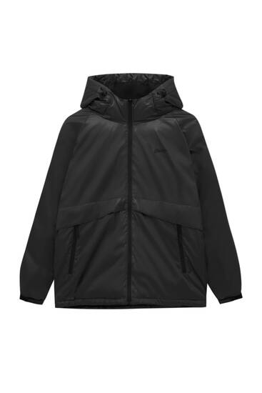 STWD ripstop fabric jacket