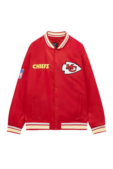 NFL bomber jacket