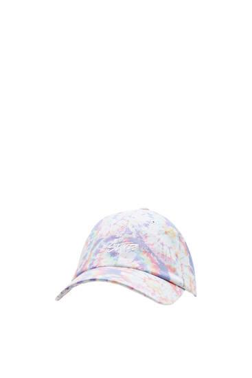 STWD tie-dye cap