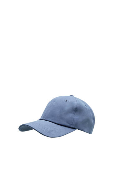 Basic coloured cap