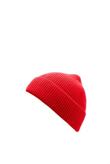 Knit fisherman hat