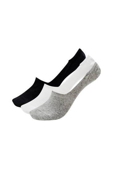 Σετ με κάλτσες σουμπά basic