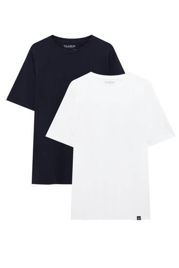Pack of basic T-shirts