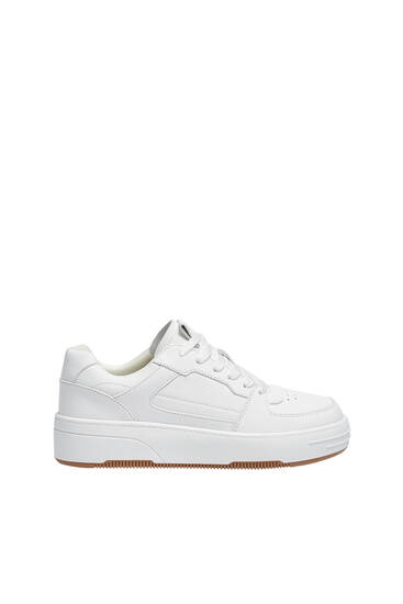 Casual chunky sole trainers