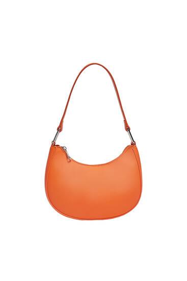 Shoulder bag with rings