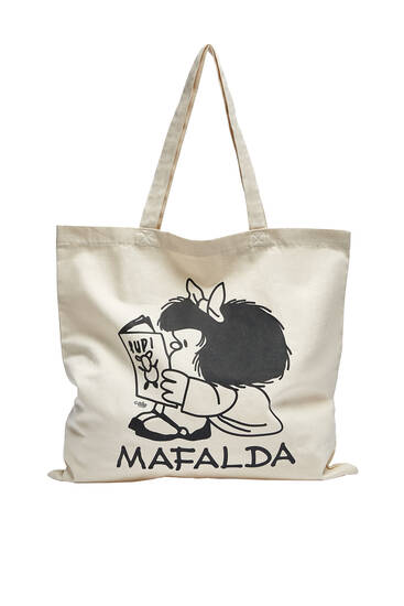 Bolso shopper Mafalda