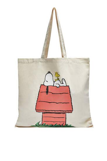 Τσάντα tote Snoopy