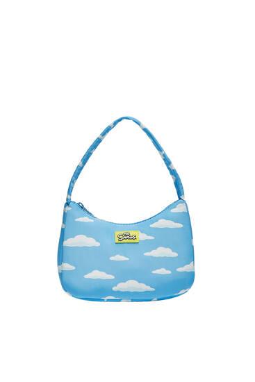 The Simpsons shoulder bag