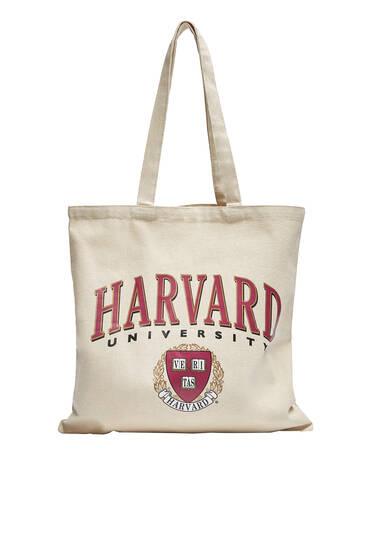 Bolso shopper Harvard college