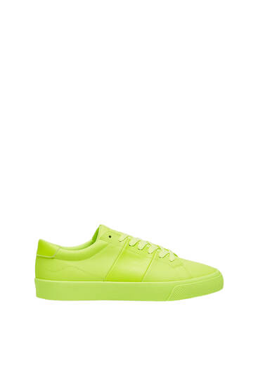 Baskets casual fluo