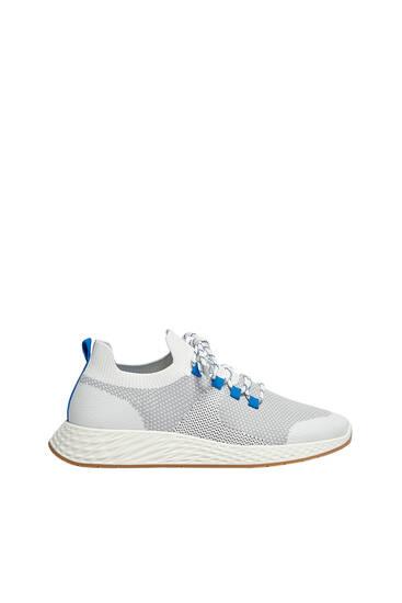 Pantofi sport knit