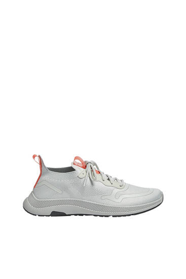 Knit trainers
