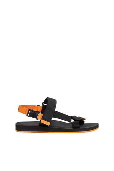 Technical sandals