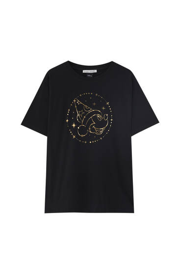 Mickey Mouse magician T-shirt