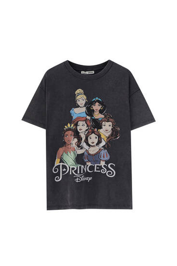 Princess T-shirt - At least 50% ecologically grown cotton