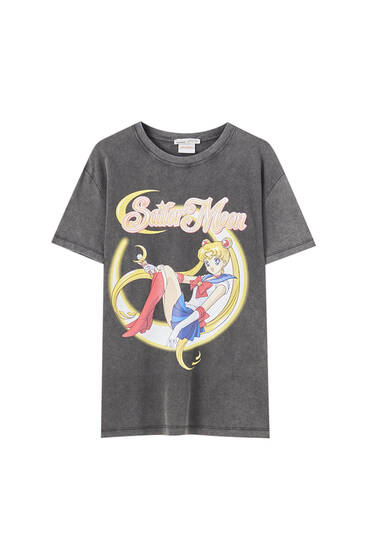 Sailor Moon T-shirt Minako