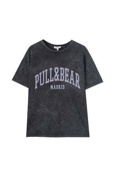 Pull&Bear Madrid T-shirt