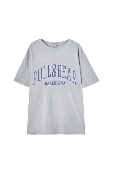 Pull&Bear Barcelona T-shirt