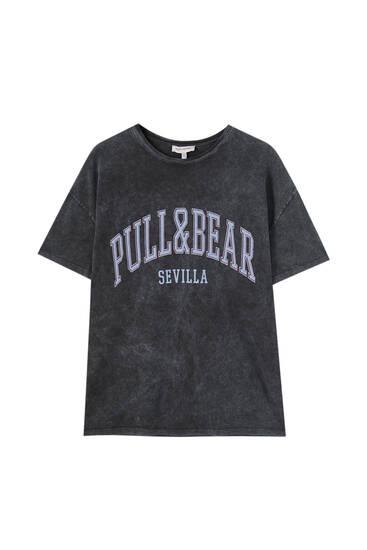 T-shirt Pull&Bear Sevilla