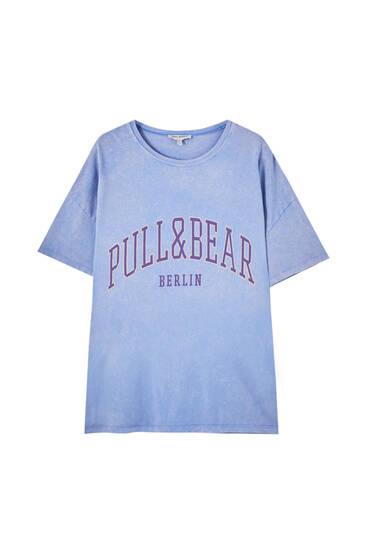 Pull&Bear Berlin T-shirt