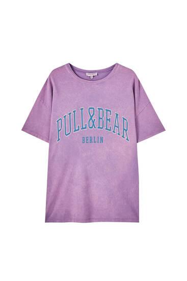 T-shirt Pull&Bear Berlin