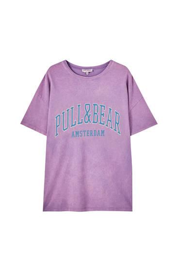 Pull&Bear Amsterdam T-shirt