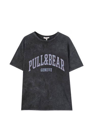 Pull&Bear Geneva T-shirt
