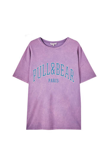 Pull&Bear Paris T-shirt