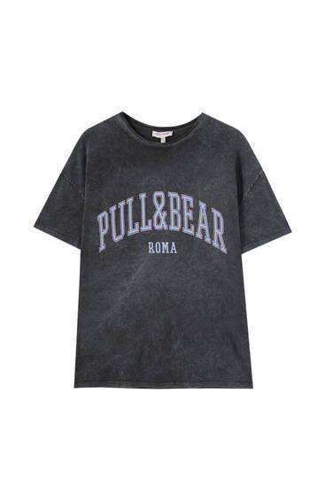 Pull&Bear Rome T-shirt