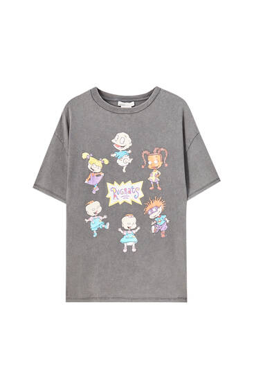T-shirt Rugrats baby's