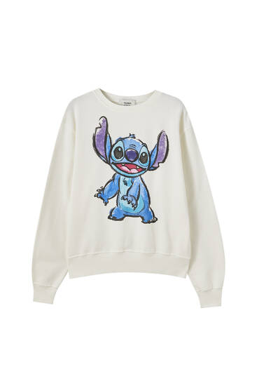 White Stitch sweatshirt