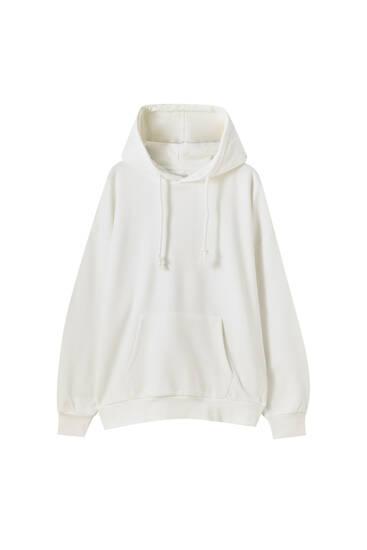 Basic oversized sweater