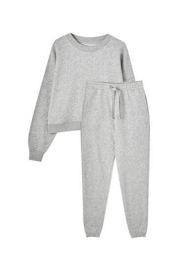 Lot sweat et jogger