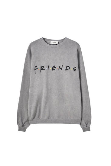 Friends round neck sweatshirt