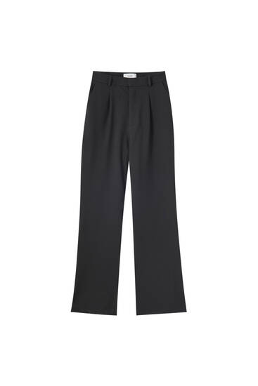 Pantalón básico pinzas
