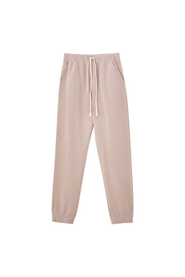 Pantalon jogging cordon