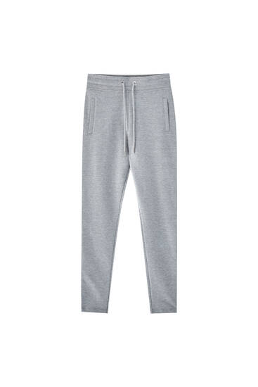 Pantalon jogger leggings cordon