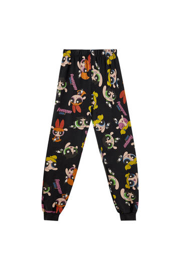 The Powerpuff Girls joggers