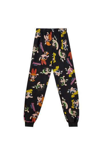 The Powerpuff Girls sweatpants