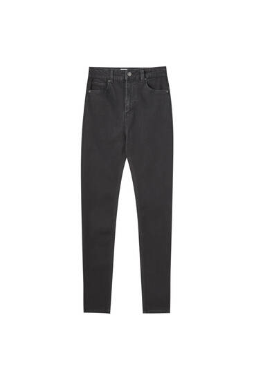 Super skinny jeans - ecologically grown cotton (at least 50%)